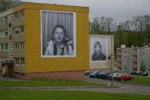 Alsacherie's Unusual Poster Children at the KKO Festival #graffiti trendhunter.com