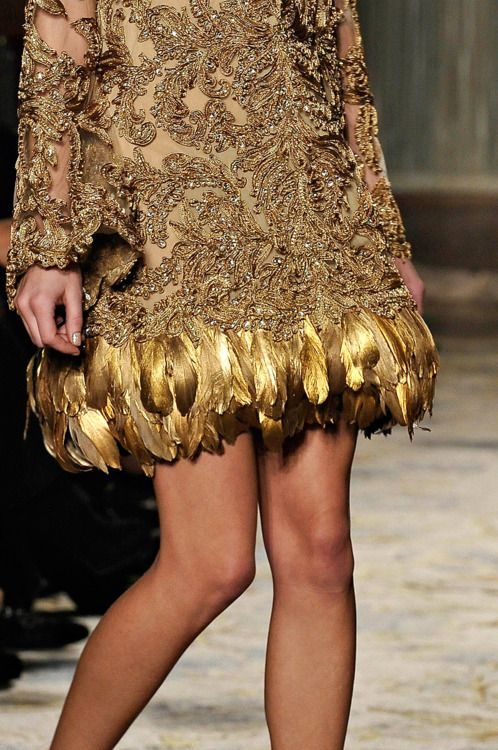 #Marchesa Fall 2012 RTW
