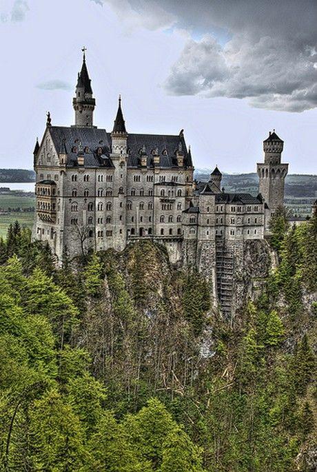 amazing real disney castle