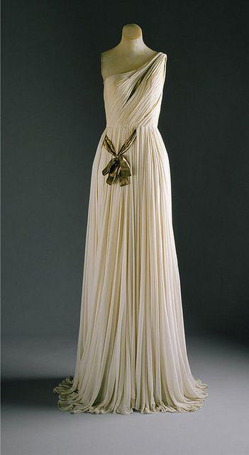 Gown worn by Sunny Hartnett 1957