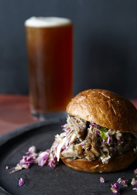 Maple & Apple Slow Cooker Pulled Pork. photo by Jennifer Causey