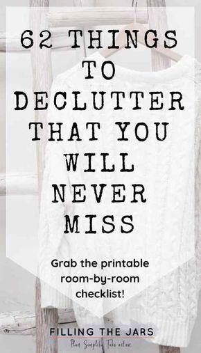 Decluttering  Board