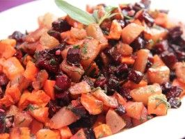 Sweet Potato Salad : Recipes : Cooking Channel