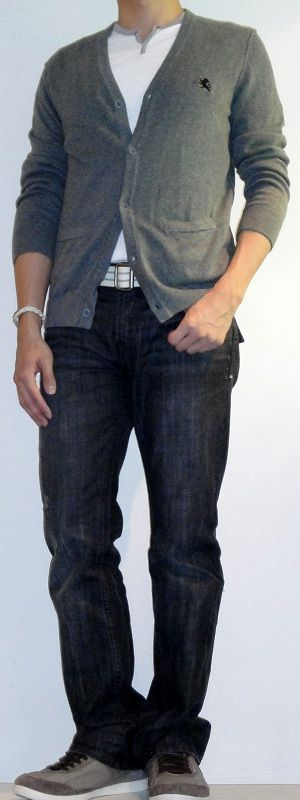 Friday casual! men's fashion