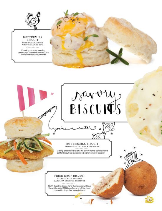 savory biscuit ideas