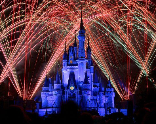 Wishes! Main Street USA, Magic Kingdom, Walt Disney World