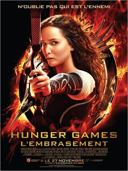 Hunger Games – L'embrasement gratuit