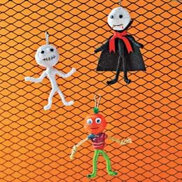 Halloween party craft ideas