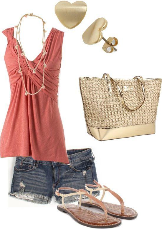 Summer #summer outfits #cute summer outfits #summer clothes style #clothes for summer #my summer clothes