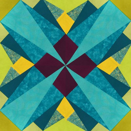 Folded Quilt in PicF
