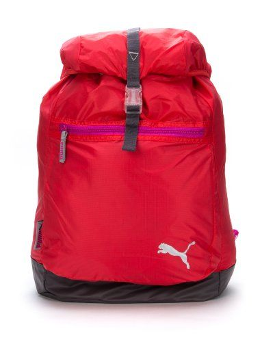 Puma Fitness Light Backpack Bag, Red « Clothing Impulse