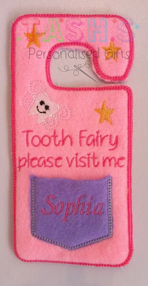 Personalised Tooth F
