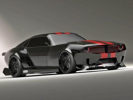 Pontiac Firebird TT Black Edition