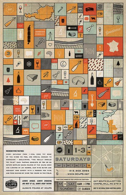 January edition by matt lawson design