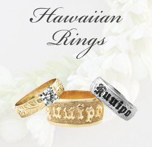 Hawaiian Rings