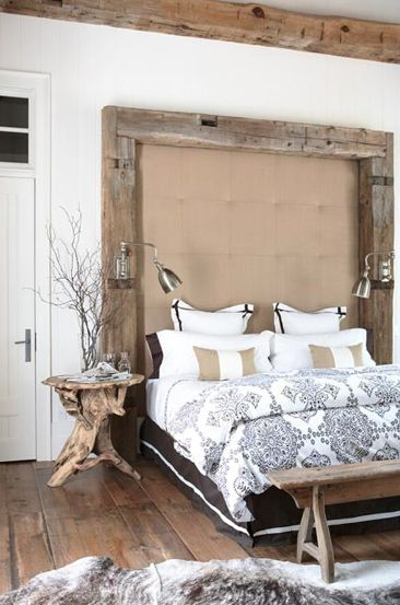 Beach or Country bedroom