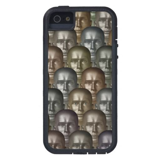 Sentient Android iPhone Cover iPhone 5 Covers
