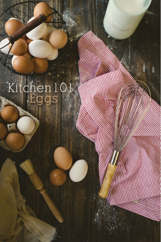 Kitchen 101: All about eggs  (a wealth of information!)