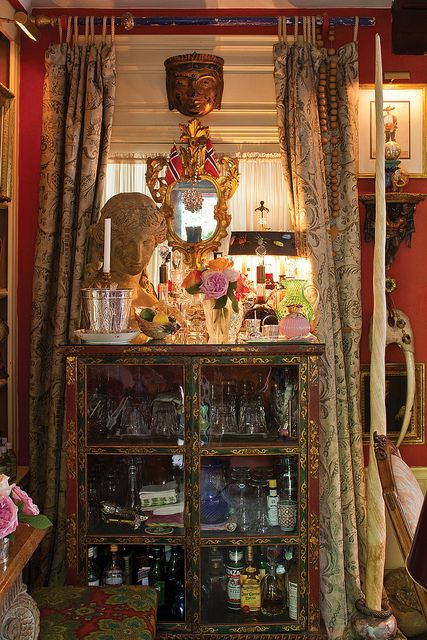 image from Fortuny Interiors book