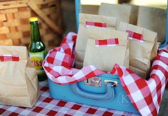Sweet little PB picnic