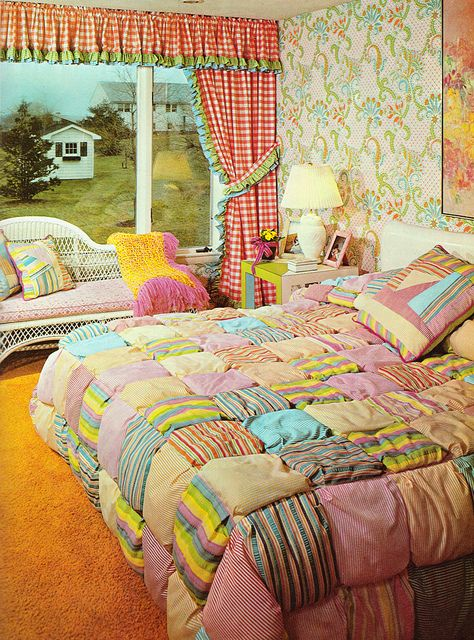 Better Homes and Gardens: Patchwork & Quilting    1977