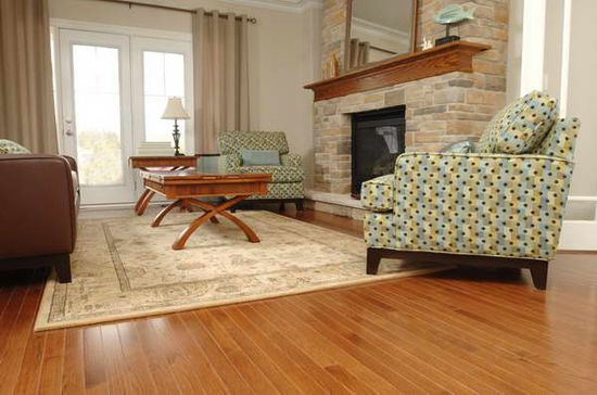 wood flooring designs with furnace