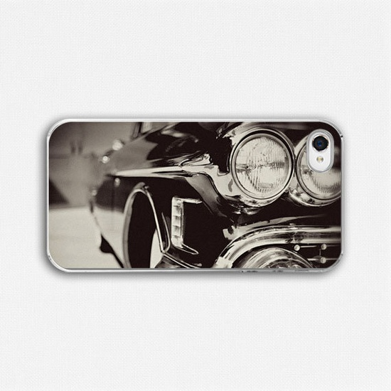 Classic Car Iphone case iPhone 4 4s Cover  by LisaRussoFineArt, $30.00