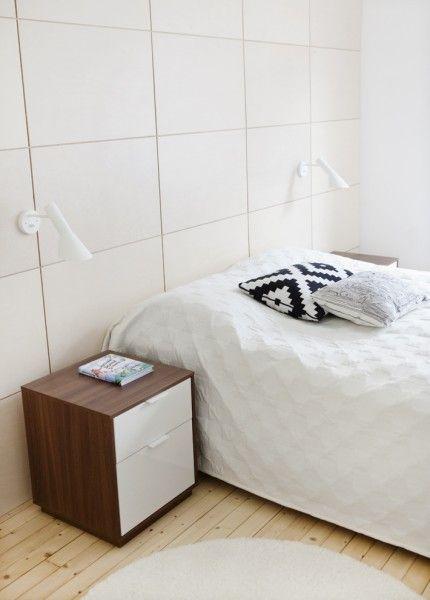 Interior design, bedroom