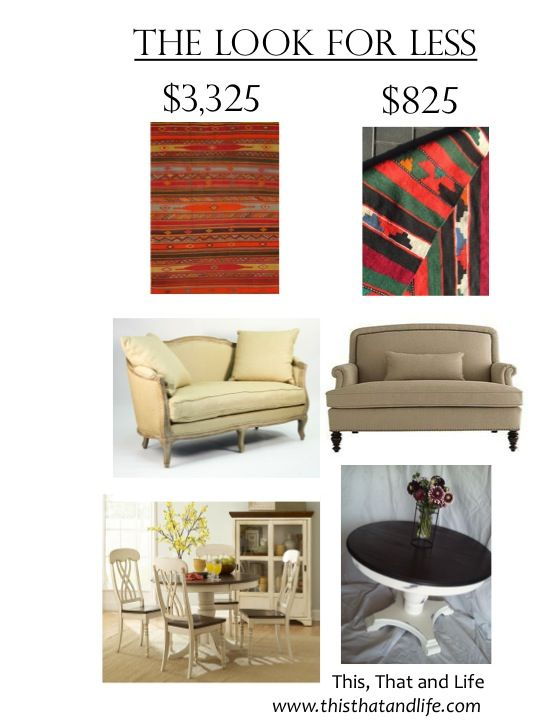 Interior Design: How To Get The Look For Less