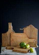 handmade bread boards