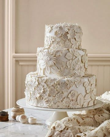 Vintage Wedding cake. Vintage Wedding Ideas