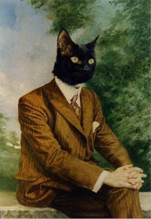 this is what I want to do with Douglas!! except it be an oil painting and he's i