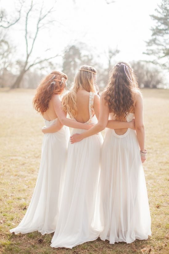 Gorgeous gowns!