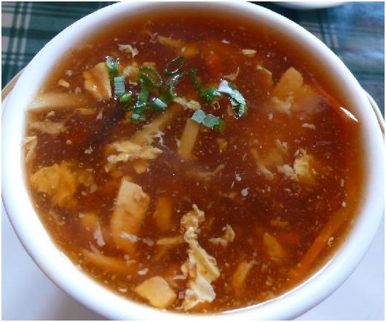 Hot and Sour Soup Recipe |Chinese Food Recipes 中餐食谱
