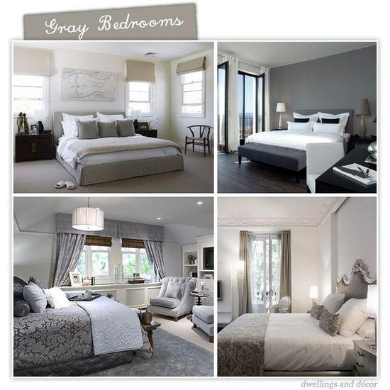 Gray Bedroom Decoration Ideas Gray Bedroom Decoration Ideas 001 – Style.Pk