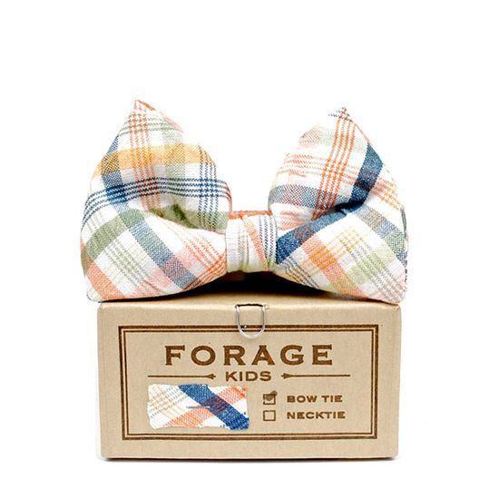 Handmade Bow ties from Forage