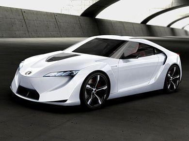 Toyota-FT-HS-Hybrid-Sport-Car