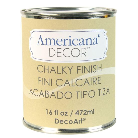 DecoArt Americana Decor 16-oz. Timeless Chalky Finish at The Home Depot