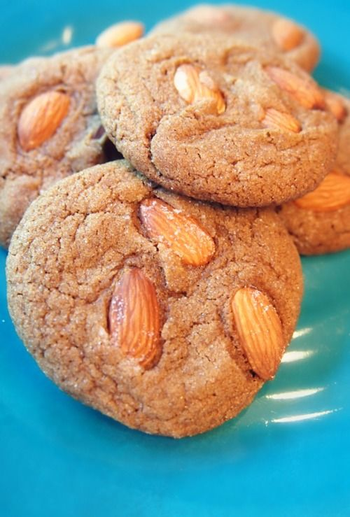 Healthy Almond Butter Cookies!