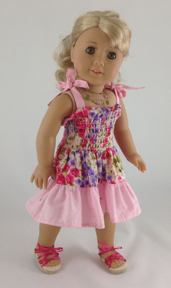 Mjs AMG Sundress  3 Pieces complete for by MjsDollBoutique2012, $23.00