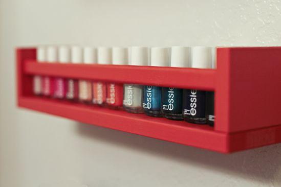$4 nail polish storage
