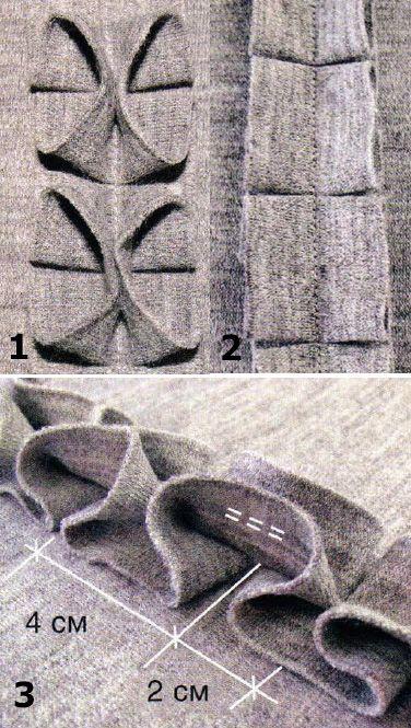 DIY fabric manipulat