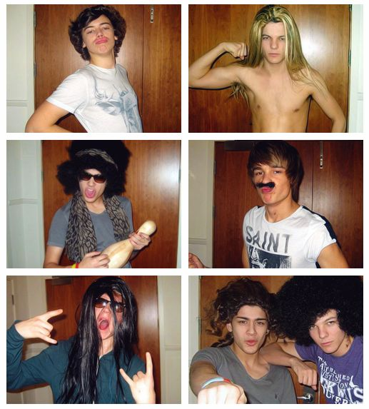 and they are still hotter than any of the guys I know