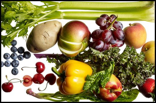 The Real Scoop on the Raw Food Diet
