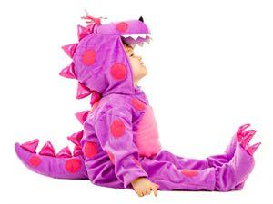 Fun idea @ Baby Purple Dragon Toddler Puff Plush Halloween Costume
