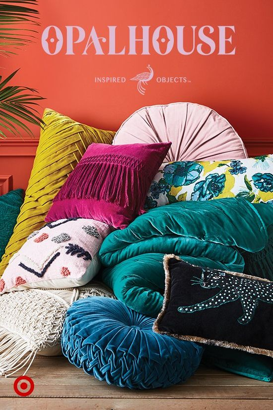 Create spaces as bold as your spirit. New & only at Target. Opalhouse  Board