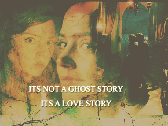 It's not a ghost story!!! It's a LOVE STORY! #Whouffle