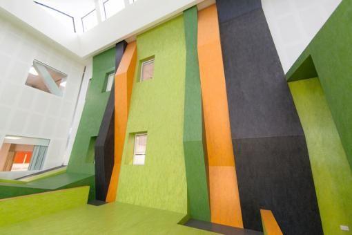 Waikato Hospital by Forbo Flooring  #interior #design #hospital