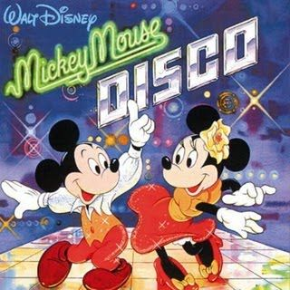 Included some of my favorites including:  Disco Mickey Mouse and Macho Duck