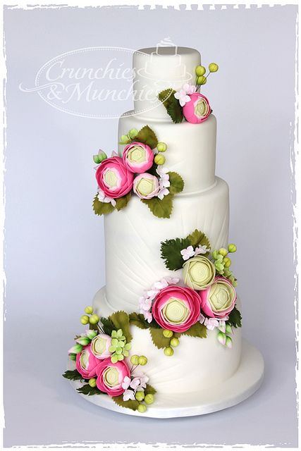 Weddingcake G & A